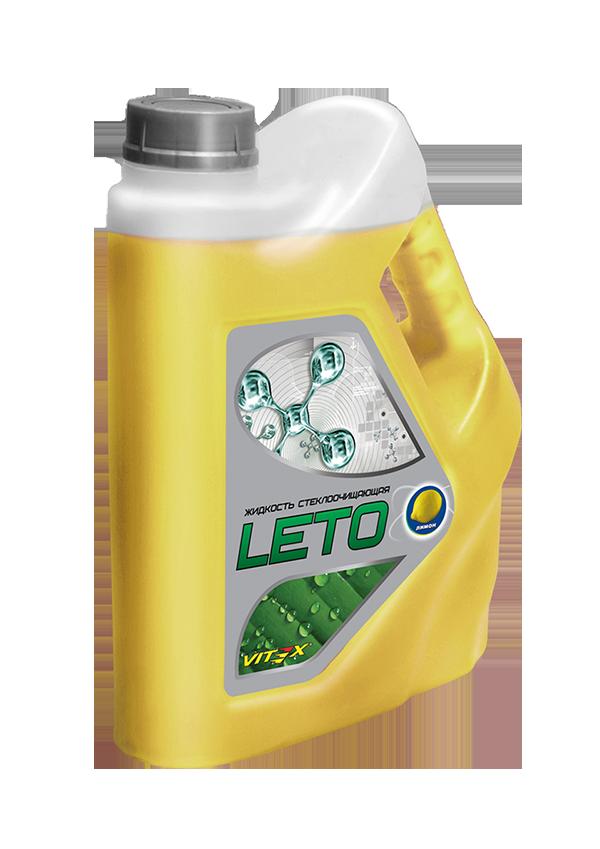 Стеклоомывающая жидкость Vitex Лето