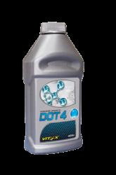 Тормозная жидкостьVitex DOT-4
