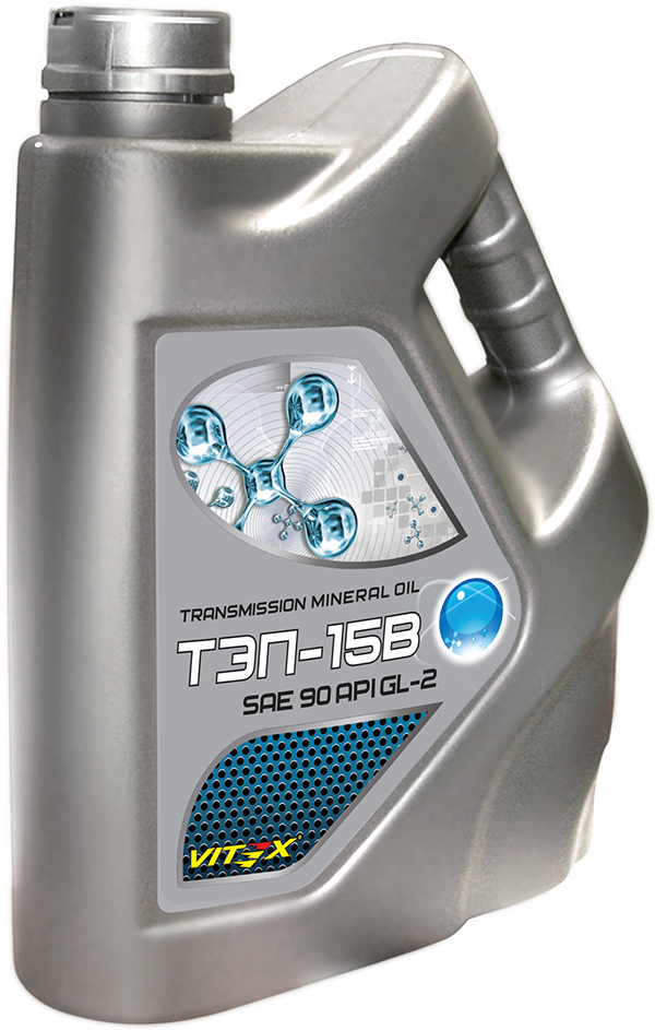 Трансмиссионное масло Vitex ТЭП-15В