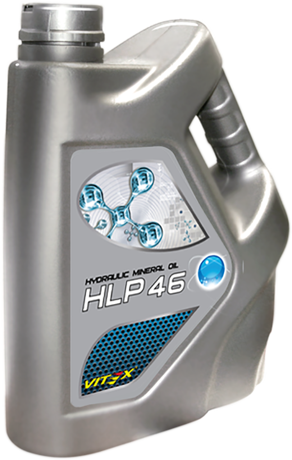 Гидравлическое минеральное масло Vitex HLP 46