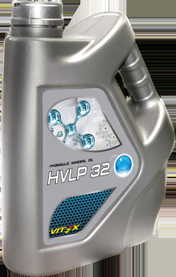 Гидравлическое минеральное масло Vitex HVLP 32