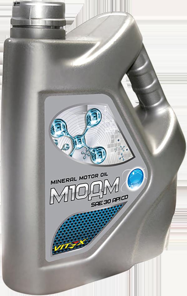 Минеральное моторное масло Vitex М10ДМ